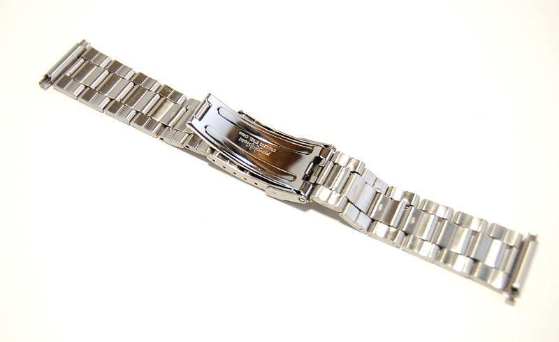 【Speidel】 腕時計バンド 18-24mm デッドストック ブレス ベルト アンティークウォッチ/ビンテージウォッチに MB245_画像8