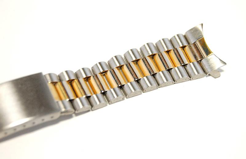 【Speidel】メンズ腕時計ブレス 20mm ステンレススチール バンド ベルト アンティーク/ヴィンテージウォッチに MB240_画像2