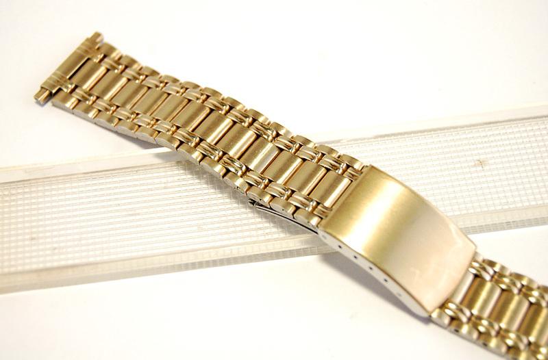 【Speidel】 メンズ腕時計ブレス 18-24mm ステンレススチール レトロ バンド デッドストック ベルト アンティークウォッチに MB259_画像3