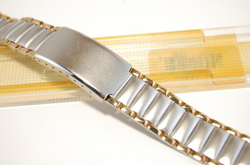【Speidel】 18mm ステンレススチール 腕時計バンド デッドストック ベルト アンティーク/ビンテージウォッチに MB253_画像4