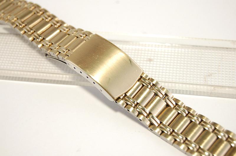 【Speidel】 メンズ腕時計ブレス 18-24mm ステンレススチール レトロ バンド デッドストック ベルト アンティークウォッチに MB259_画像4