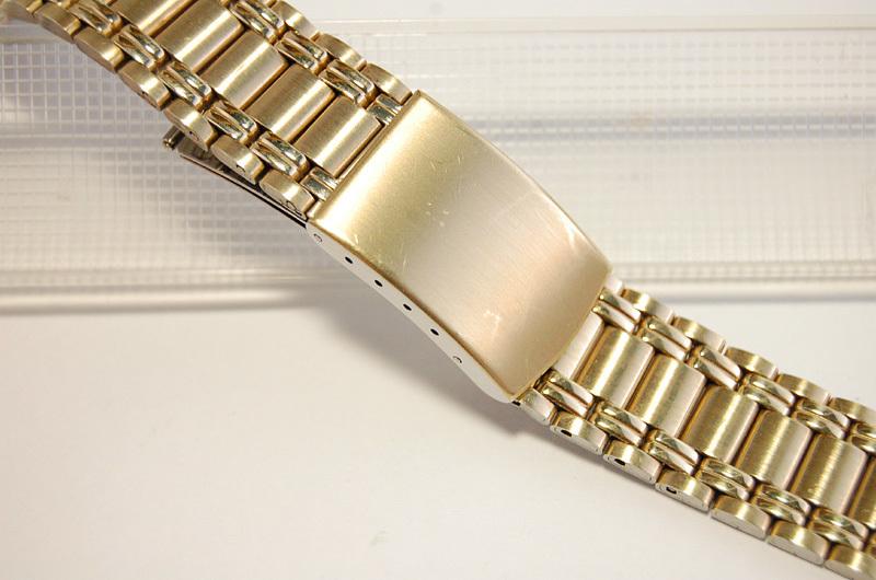 【Speidel】 メンズ腕時計ブレス 18-24mm ステンレススチール レトロ バンド デッドストック ベルト アンティークウォッチに MB259_画像6