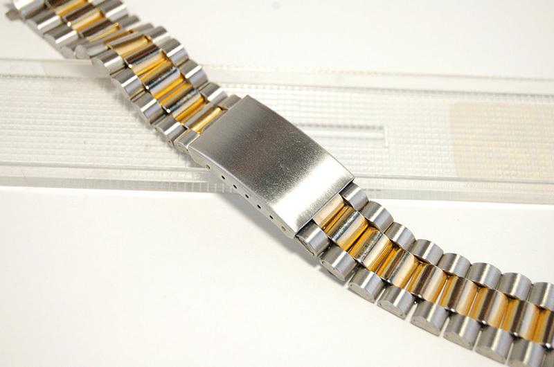 【Speidel】メンズ腕時計ブレス 20mm ステンレススチール バンド ベルト アンティーク/ヴィンテージウォッチに MB240_画像1