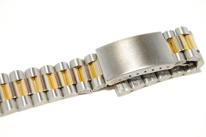 【Speidel】メンズ腕時計ブレス 20mm ステンレススチール バンド ベルト アンティーク/ヴィンテージウォッチに MB240_画像4