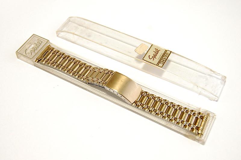 【Speidel】 メンズ腕時計ブレス 18-24mm ステンレススチール レトロ バンド デッドストック ベルト アンティークウォッチに MB259_画像7