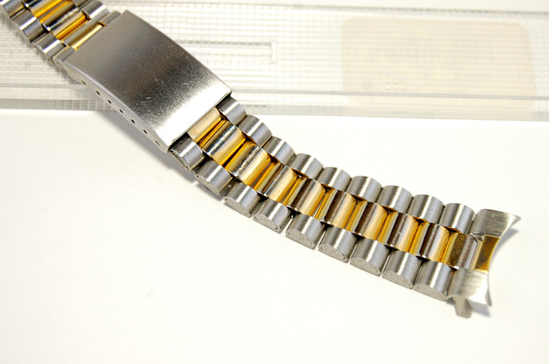 【Speidel】メンズ腕時計ブレス 20mm ステンレススチール バンド ベルト アンティーク/ヴィンテージウォッチに MB240_画像6