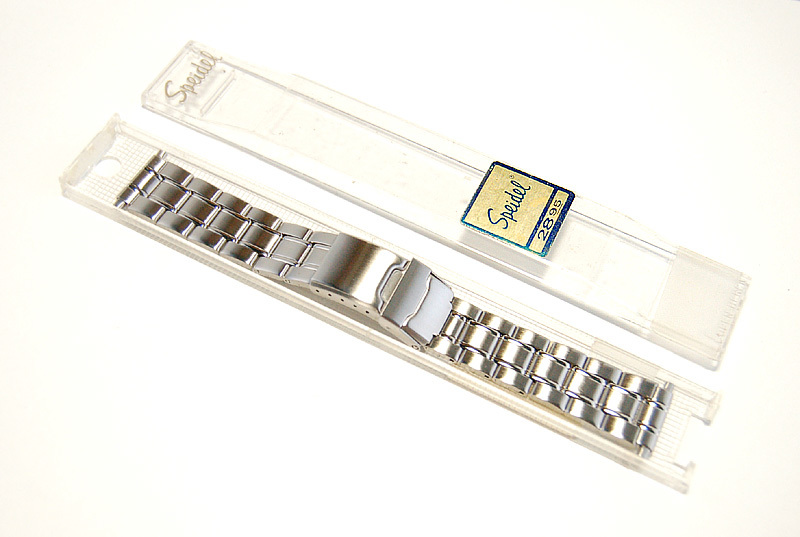 【Speidel】 腕時計バンド 18-24mm デッドストック ブレス ベルト アンティークウォッチ/ビンテージウォッチに MB245_画像7