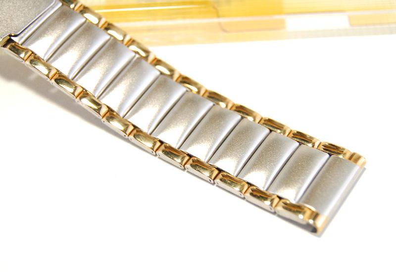 【Speidel】 18mm ステンレススチール 腕時計バンド デッドストック ベルト アンティーク/ビンテージウォッチに MB253_画像5