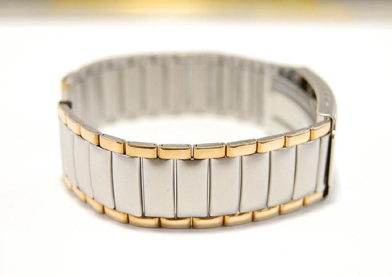 【Speidel】 18mm ステンレススチール 腕時計バンド デッドストック ベルト アンティーク/ビンテージウォッチに MB253_画像6