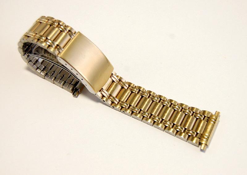 【Speidel】 メンズ腕時計ブレス 18-24mm ステンレススチール レトロ バンド デッドストック ベルト アンティークウォッチに MB259_画像1
