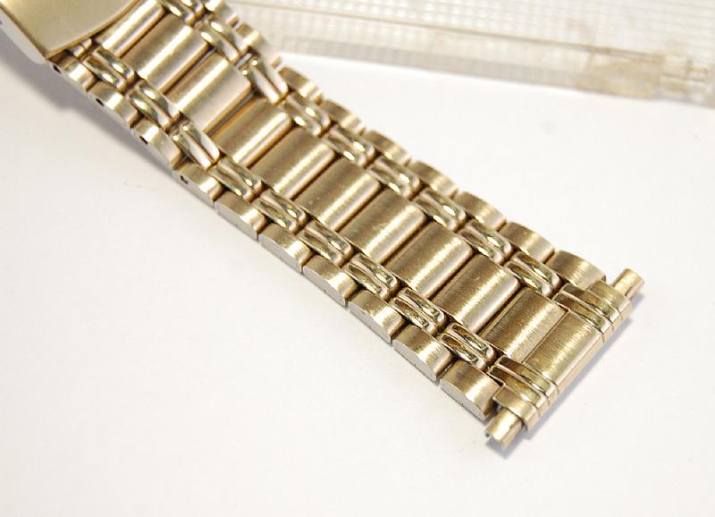 【Speidel】 メンズ腕時計ブレス 18-24mm ステンレススチール レトロ バンド デッドストック ベルト アンティークウォッチに MB259_画像5