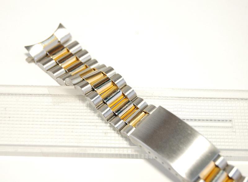 【Speidel】メンズ腕時計ブレス 20mm ステンレススチール バンド ベルト アンティーク/ヴィンテージウォッチに MB240_画像5