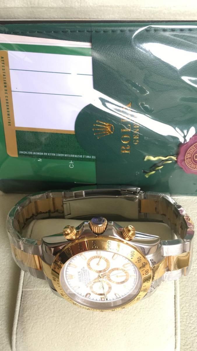ROLEX 116503 美品 高品質 自動巻き腕時計_画像2