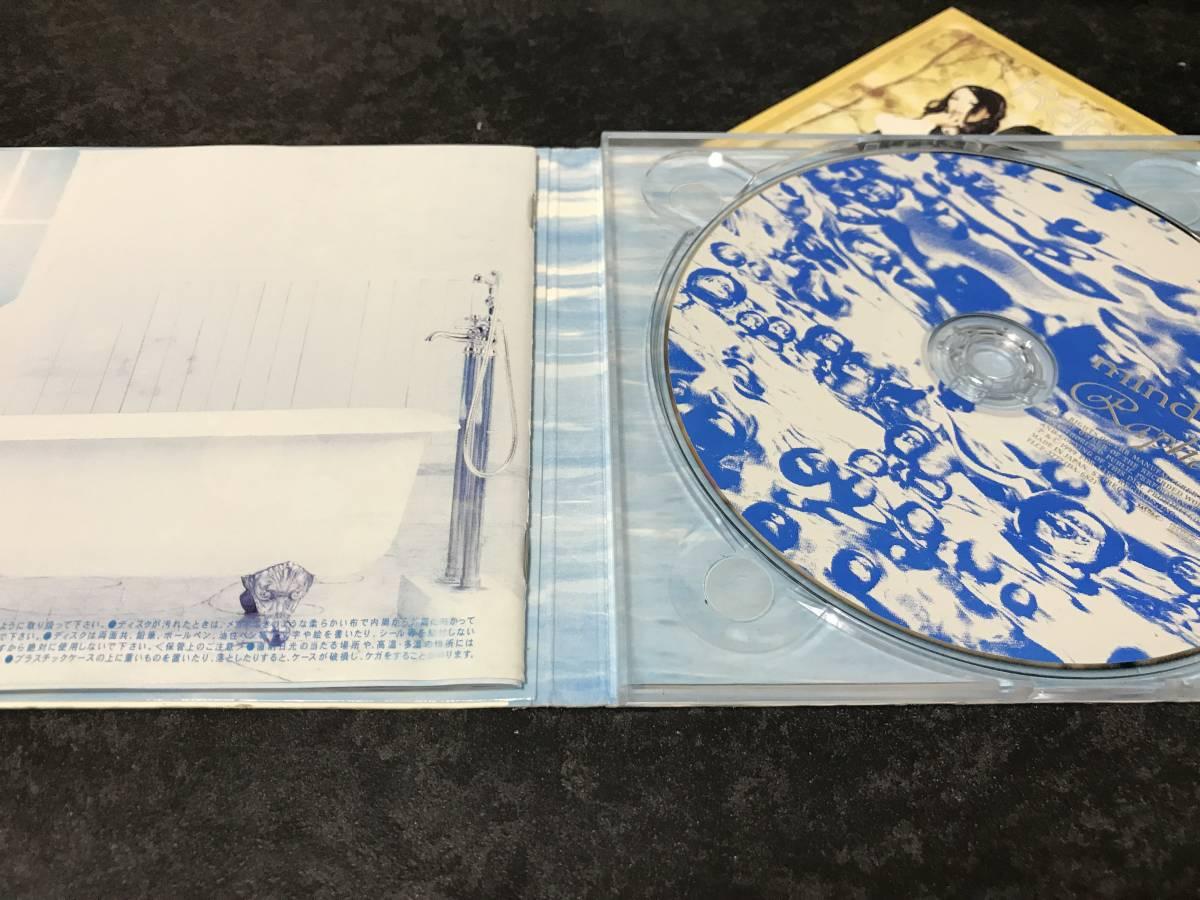 貴重特典付き、美品 Raphael ラファエル V系 CD 【mind soap】華月 rice / 花咲く命ある限り、promise eternal wish_画像3
