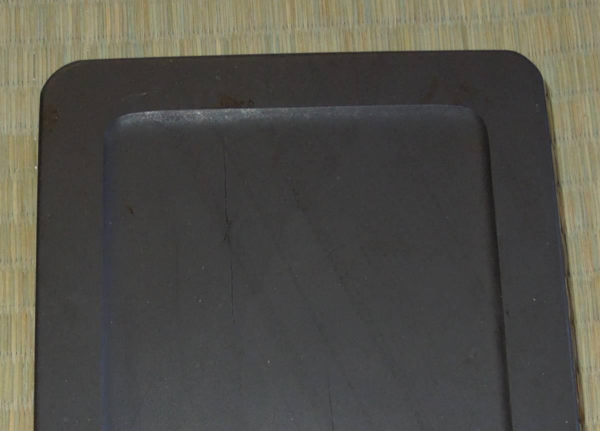 書道具  硯 端渓・歙州 老坑 風景 硯本体のサイズは約:16.5×11.2×2.8cm_画像7