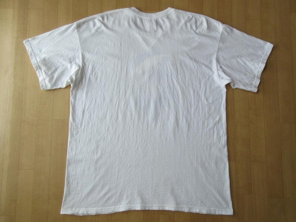 00's メキシコ製 NIKE LeBron James フェイス FORCE OF NATURE Tシャツ XLナイキ レブロン ジェームズNBAクリーブランド キャバリアーズNSW_NIKE LeBron Jamesフェイス・Tシャツ裏面