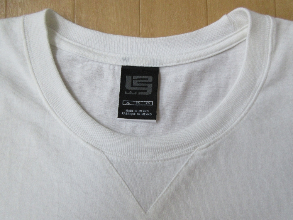 00's メキシコ製 NIKE LeBron James フェイス FORCE OF NATURE Tシャツ XLナイキ レブロン ジェームズNBAクリーブランド キャバリアーズNSW_画像5