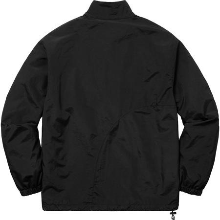 希少★新品本物【黒★M】Corner Arc Half Zip Pullover コーナーアーチ ハーフジップ プルオーバー 正規店購入 シュプリーム Supreme 18S/S_画像2