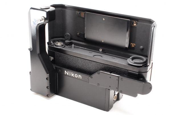 ★超極上品★Nikon ニコン F-36 F用 モータードライブ+バッテリーパック★#4041