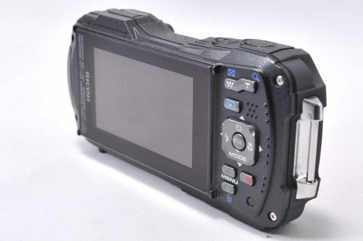 ◆防水・耐衝撃のタフネスボディ◆ リコー RICOH WG-30W 光学5倍ズーム Wi-Fi 付属品多数 SDカード付き! 安心の1年保証 #MC152008535_画像5