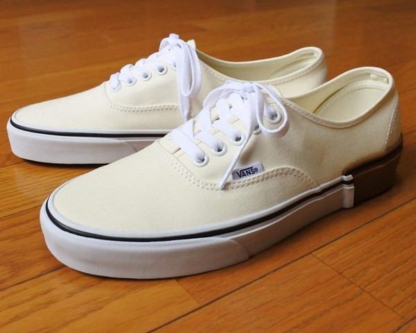 25.0! chewing gum block .. affinity . perfectly . one pair! VANS AUTHENTIC  Vans authentic sneakers 5b9a6d2e6