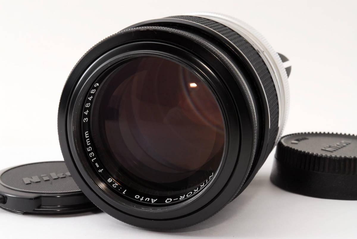 ★良品★Nikon ニコン NIKKOR-Q Auto Ai 135mm F2.8 #321135-116