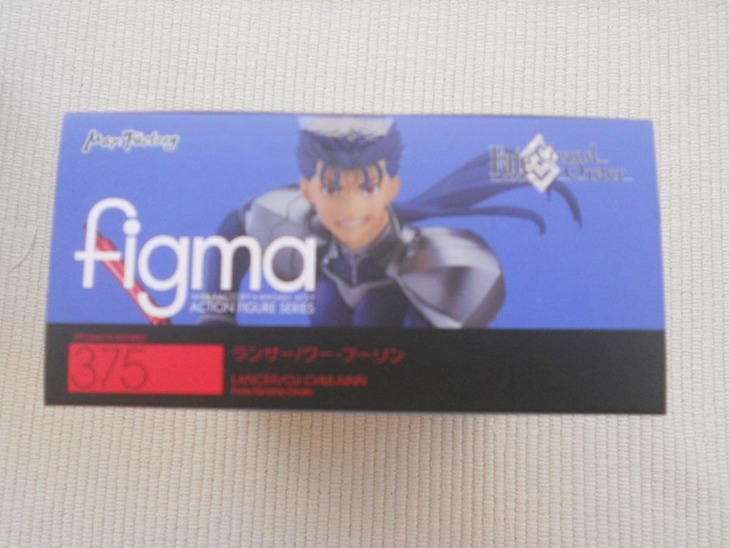 ☆figma Fate/Grand Order ランサー クー・フーリン 未開封新品☆_画像9