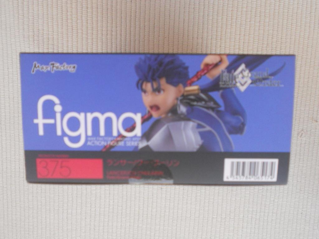 ☆figma Fate/Grand Order ランサー クー・フーリン 未開封新品☆_画像10