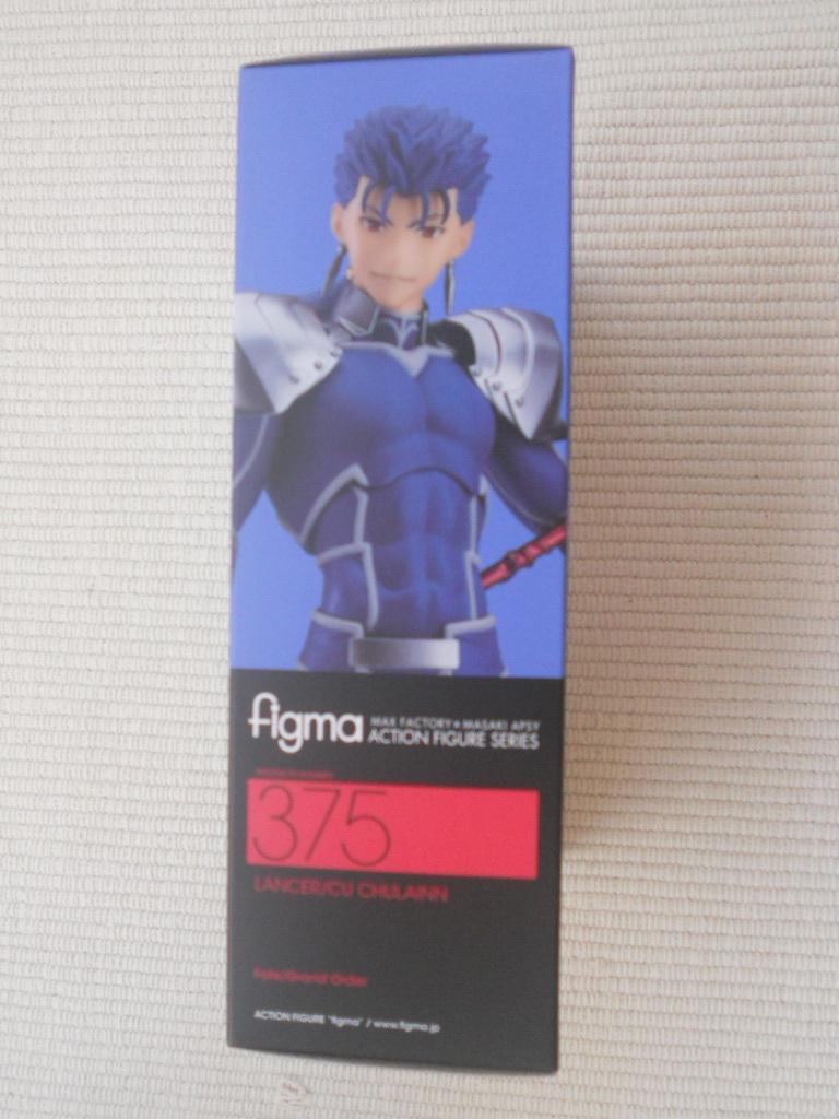 ☆figma Fate/Grand Order ランサー クー・フーリン 未開封新品☆_画像7