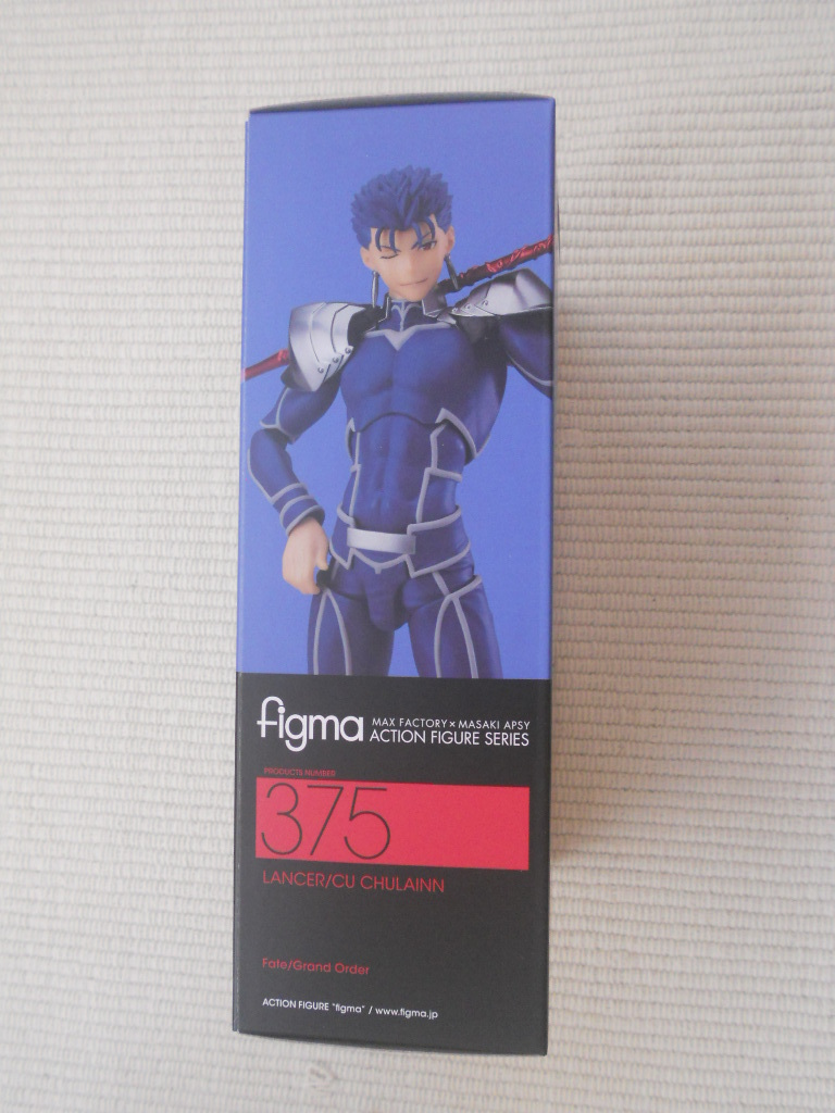 ☆figma Fate/Grand Order ランサー クー・フーリン 未開封新品☆_画像8