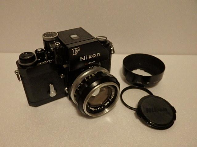 Nikon F ニコンF フォトミックFTn ブラック