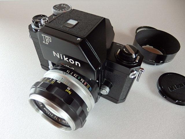 Nikon F ニコンF フォトミックFTn ブラック_画像2
