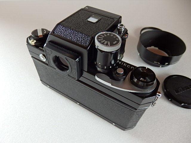 Nikon F ニコンF フォトミックFTn ブラック_画像3
