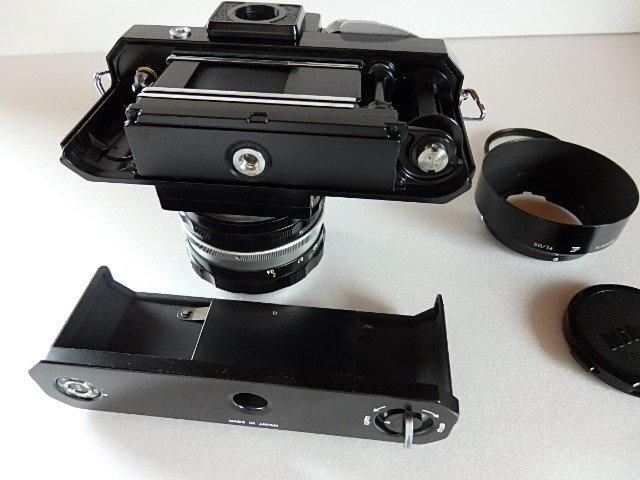 Nikon F ニコンF フォトミックFTn ブラック_画像4