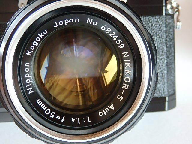 Nikon F ニコンF フォトミックFTn ブラック_画像5
