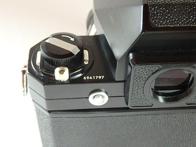Nikon F ニコンF フォトミックFTn ブラック_画像6