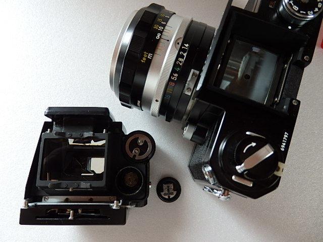 Nikon F ニコンF フォトミックFTn ブラック_画像7