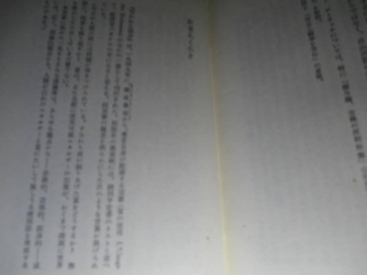☆生田耕作訳『 呪われた部分 』バタイユ 作;二見書房;1973年;初版;;函帯付;本;ビ二カバ付;装幀;村上芳正_画像8