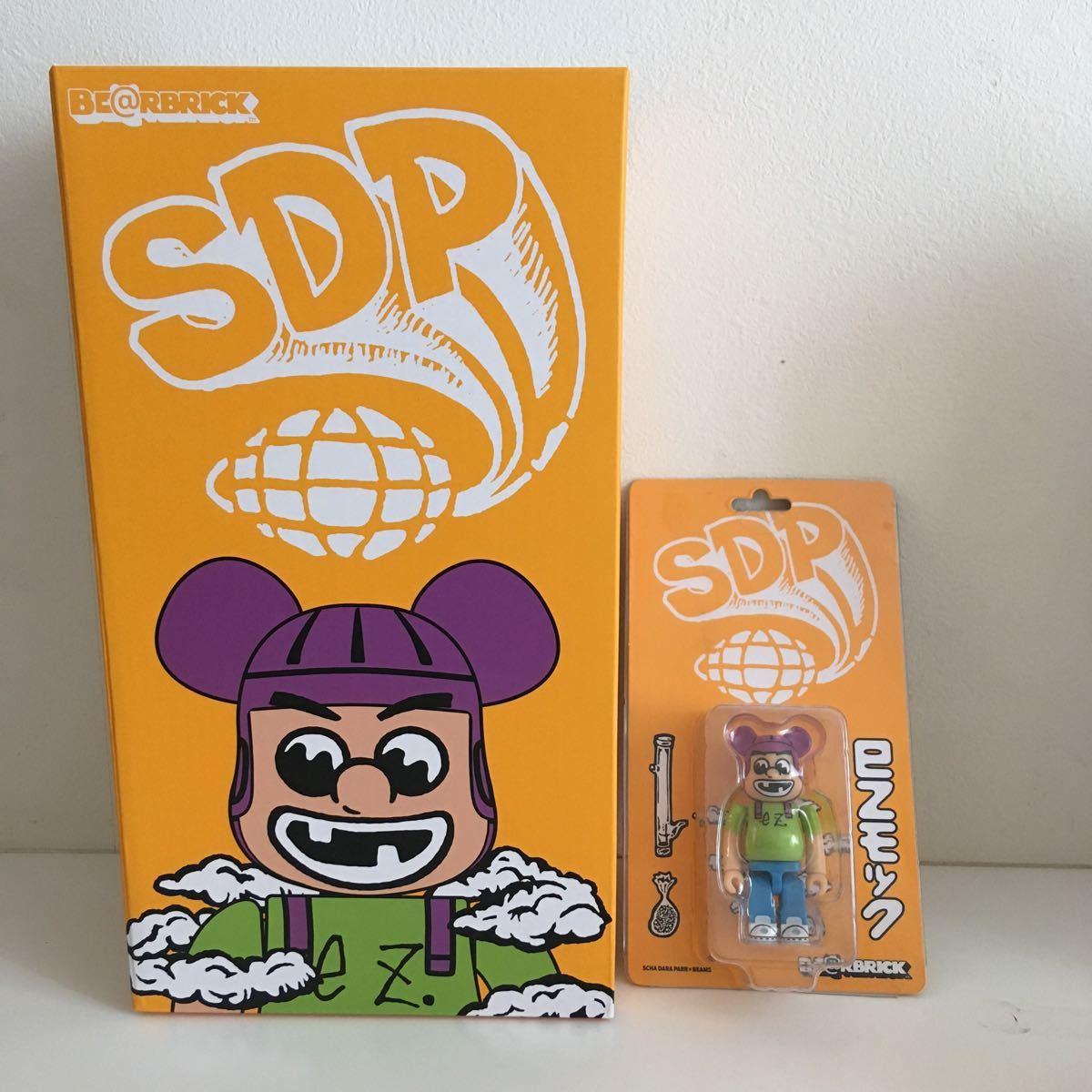 【100% 400%セット】スチャダラパー ベアブリック BEAMS JAPAN ezモック SDP メディコムトイ RSR ライジングサン BOSE ANI SHINCO