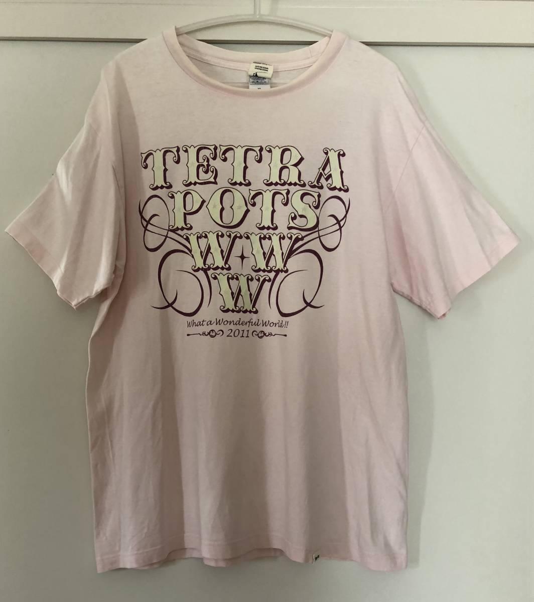 稀少★モンゴル800高里悟ブランド Terapots Tシャツ_画像1