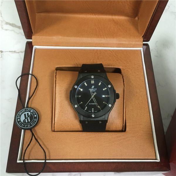 new product f3950 3b453 Hublot ウブロ腕時計 メンズ 箱付き 極美品 自動巻き 時計 - 购够网