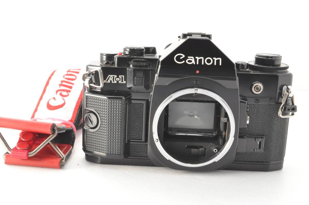 ★良品★キャノン Canon A-1 ボディ #2878_画像6