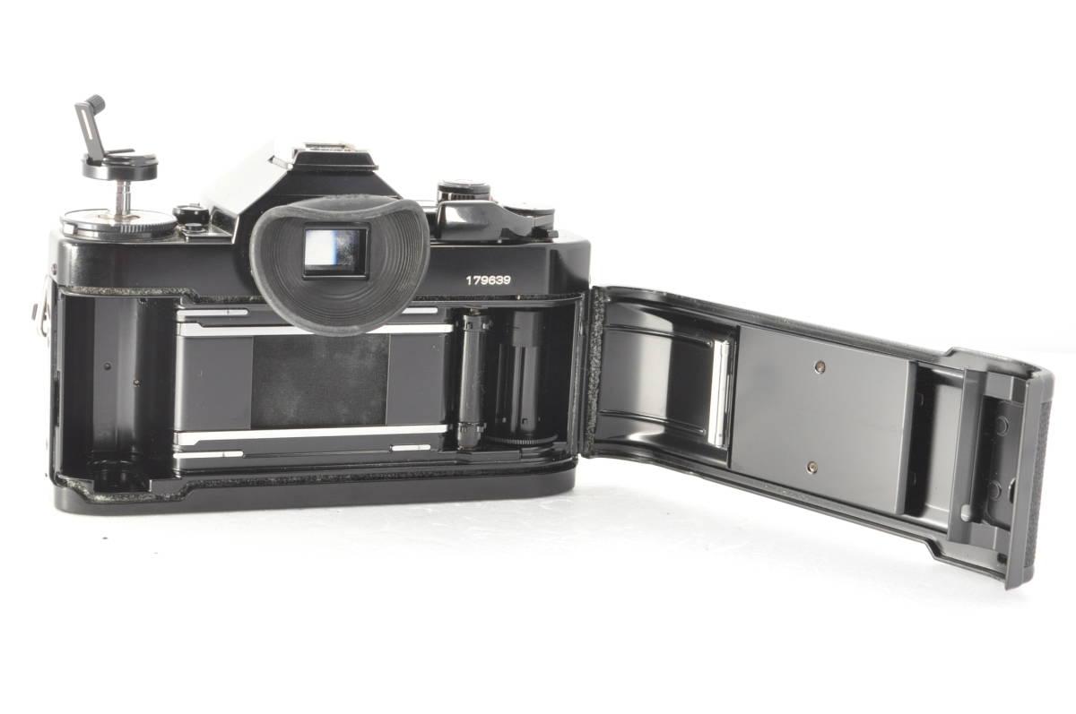 ★良品★キャノン Canon A-1 ボディ #2878_画像5