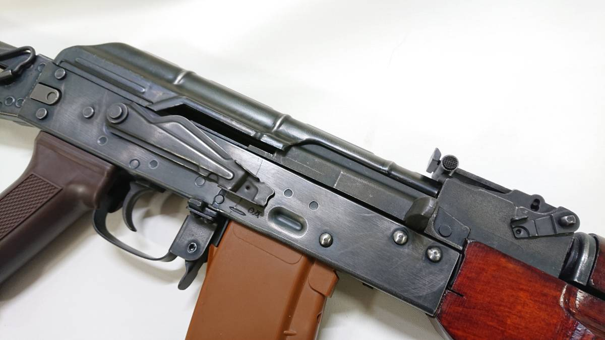 【1円】ARROW DYNAMIC [E&L] AKS74N 70m ロングレンジカスタム _画像3