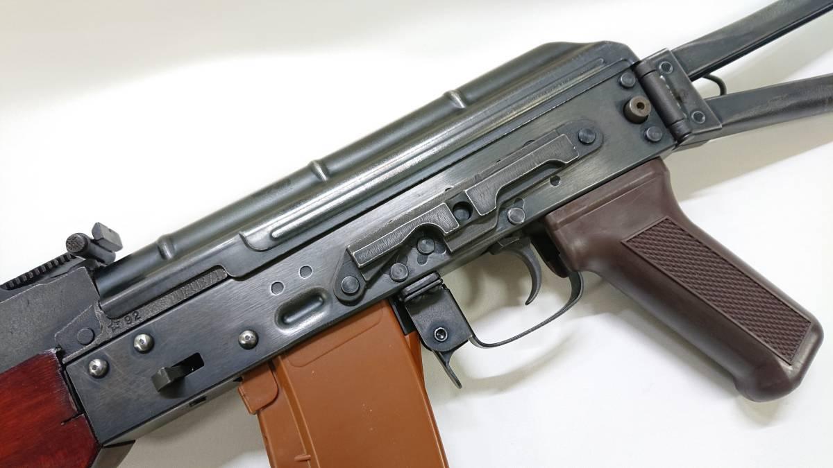 【1円】ARROW DYNAMIC [E&L] AKS74N 70m ロングレンジカスタム _画像4