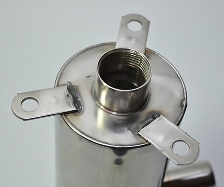 安心1年保証 ステンレス製 手押しポンプ 取扱説明書付 井戸用 排水 取水 畑 お庭 水やり_画像6