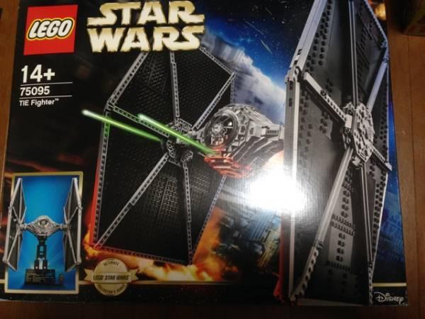 限定LEGO STARWARS スターウォーズ タイ・ファイター ゆうパック_画像1