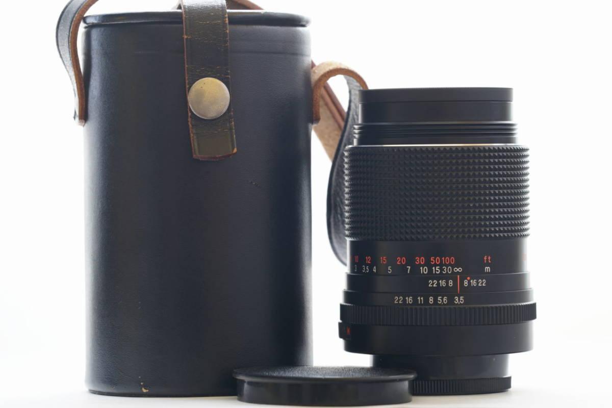 beautiful goods ]M42 Carl Zeiss Jena DDR Sonnar 135mm F3 5
