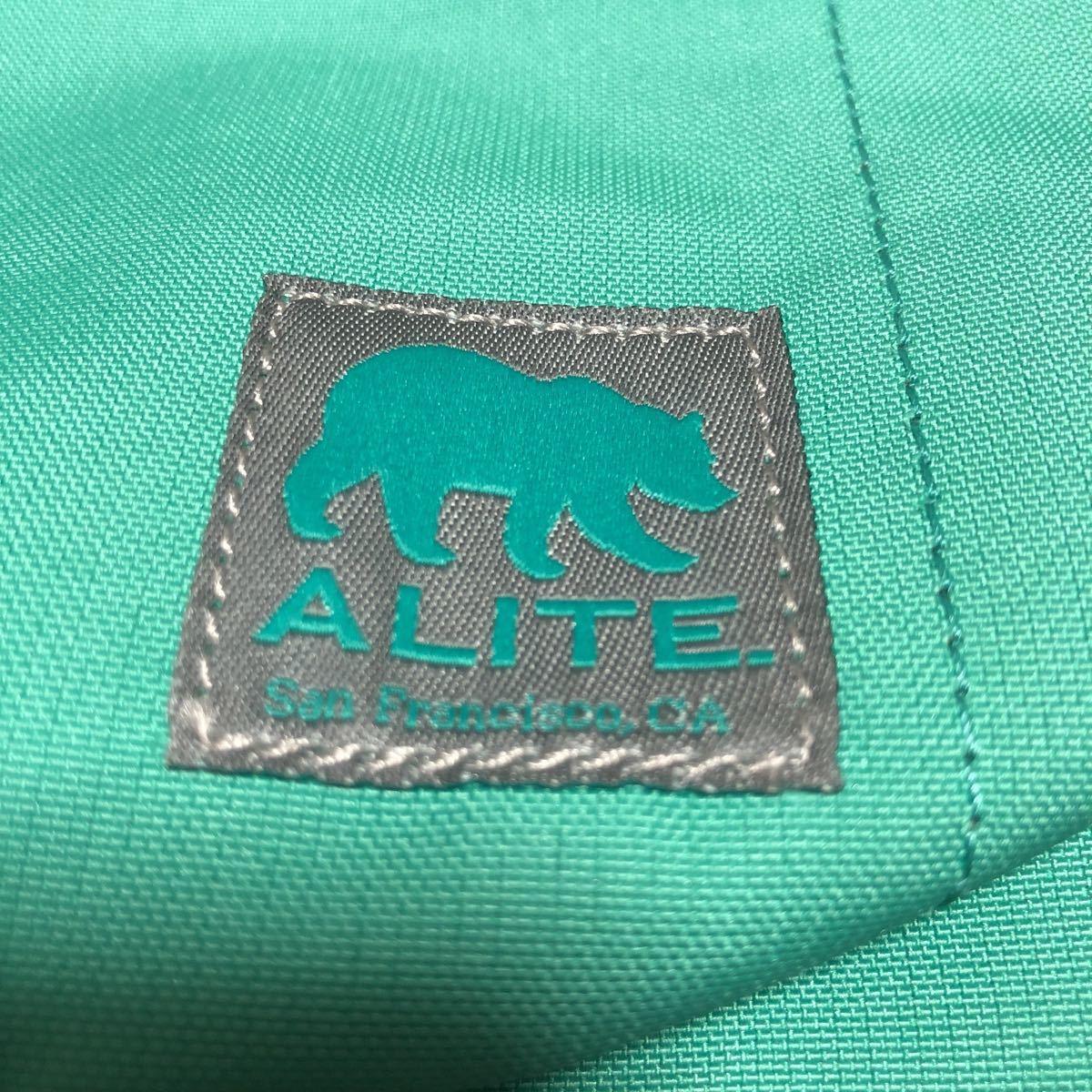 ALITE エーライト 新品 定価7020円 リュック ザック バッグ ノースフェイス店購入 登山 フェス アウトドア キャンプ_画像5