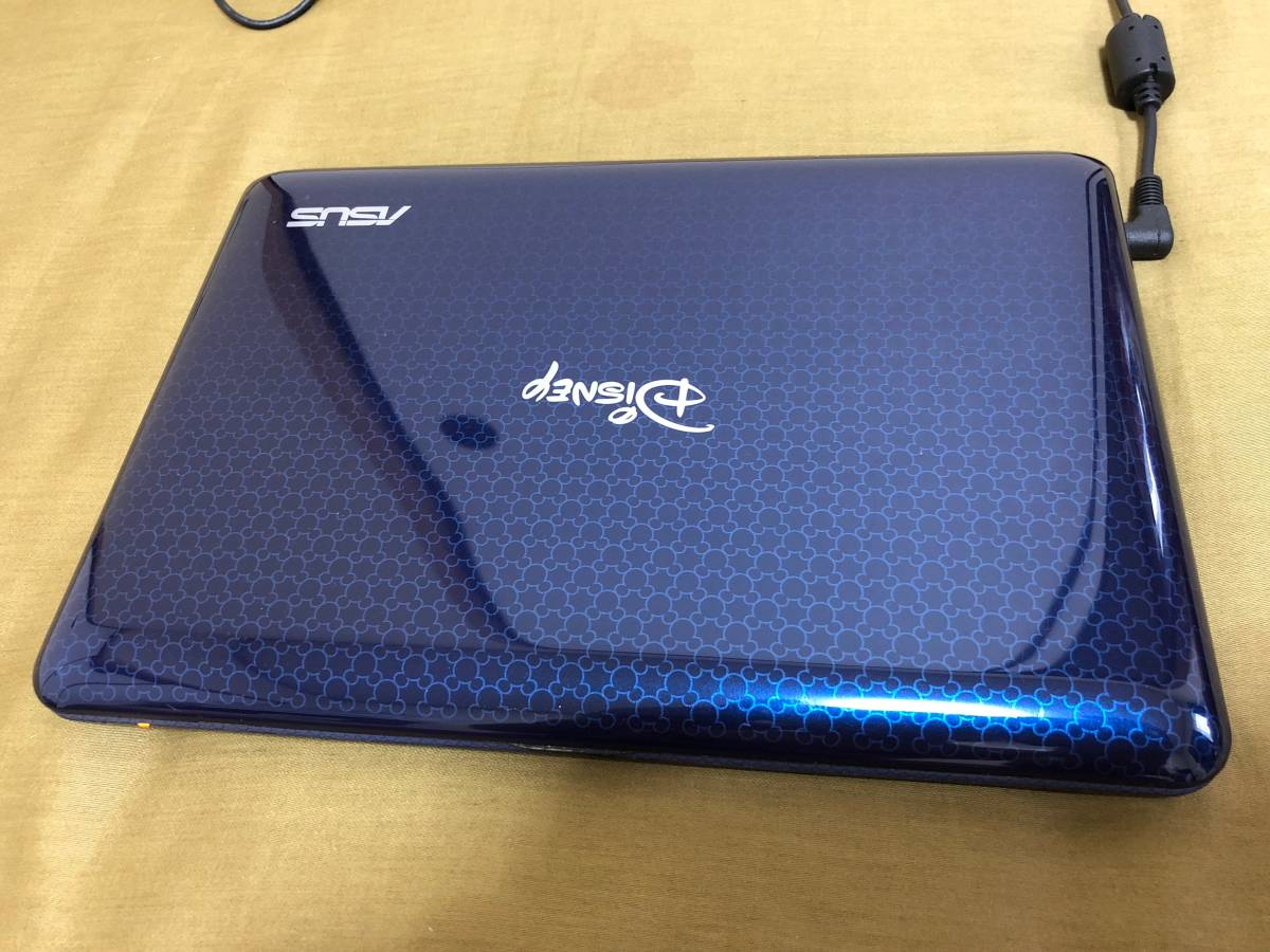 ASUS Disney netbook Eee PC MK90H Windows10 Office2016 高速Atom 8.9インチ Wi-Fi 無線LAN Word Excel PowerPoint 初心者 女性_画像3